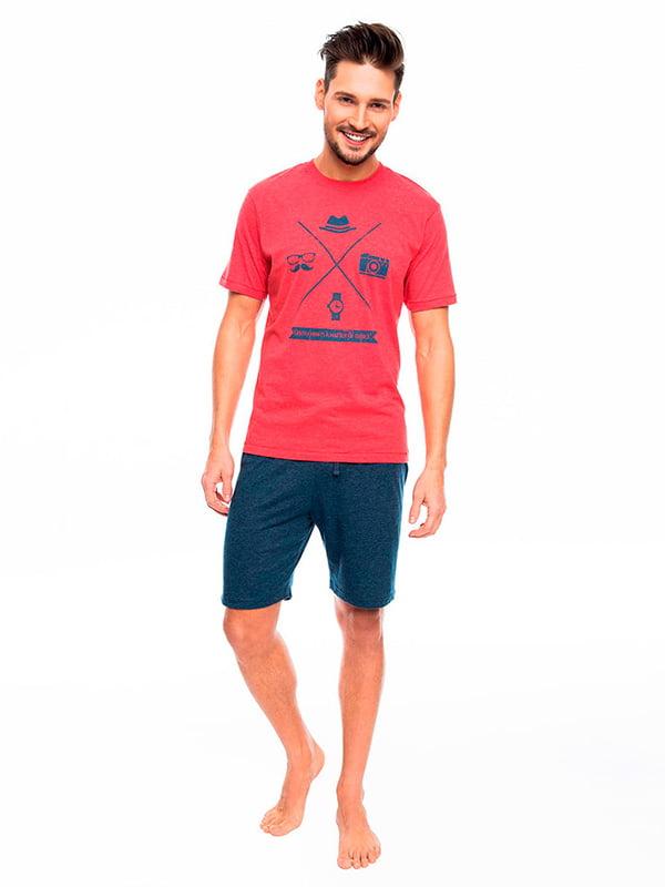 Комплект: футболка и шорты | 5192047