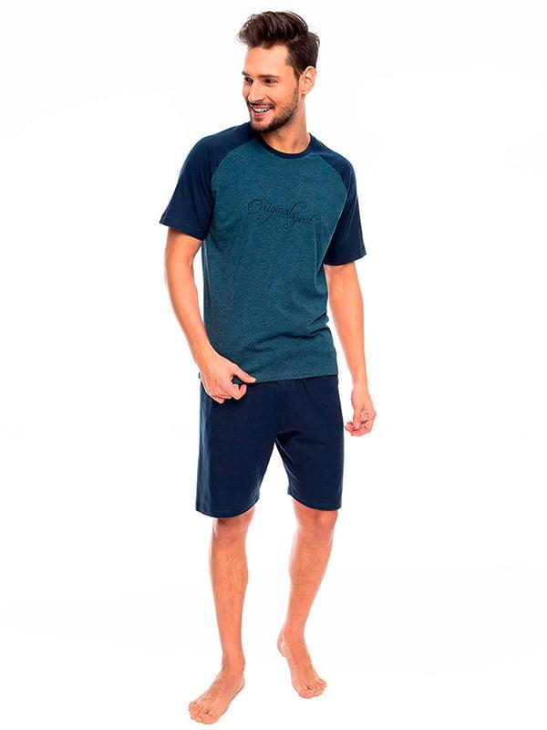 Комплект: футболка и шорты   5192058