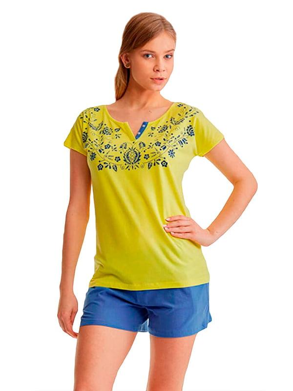 Комплект: футболка и шорты | 5192111