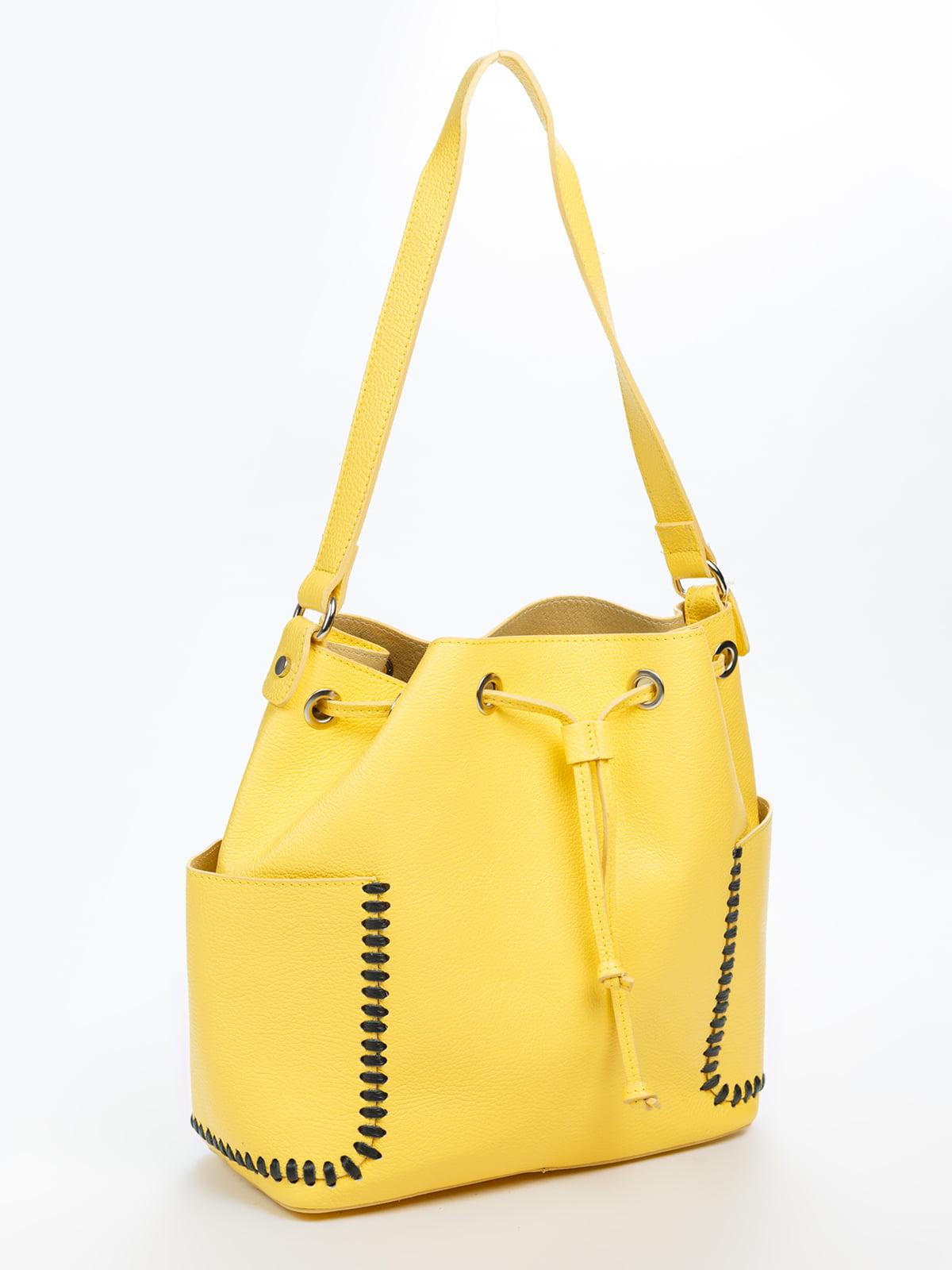 Сумка жовта   4645979
