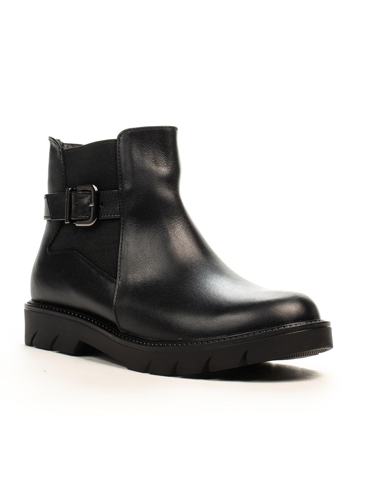 Ботинки черные | 5173905