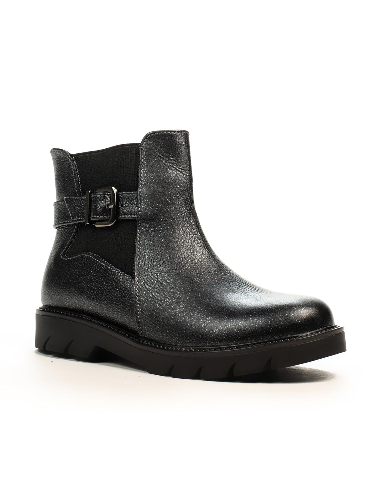 Ботинки серые | 5160881