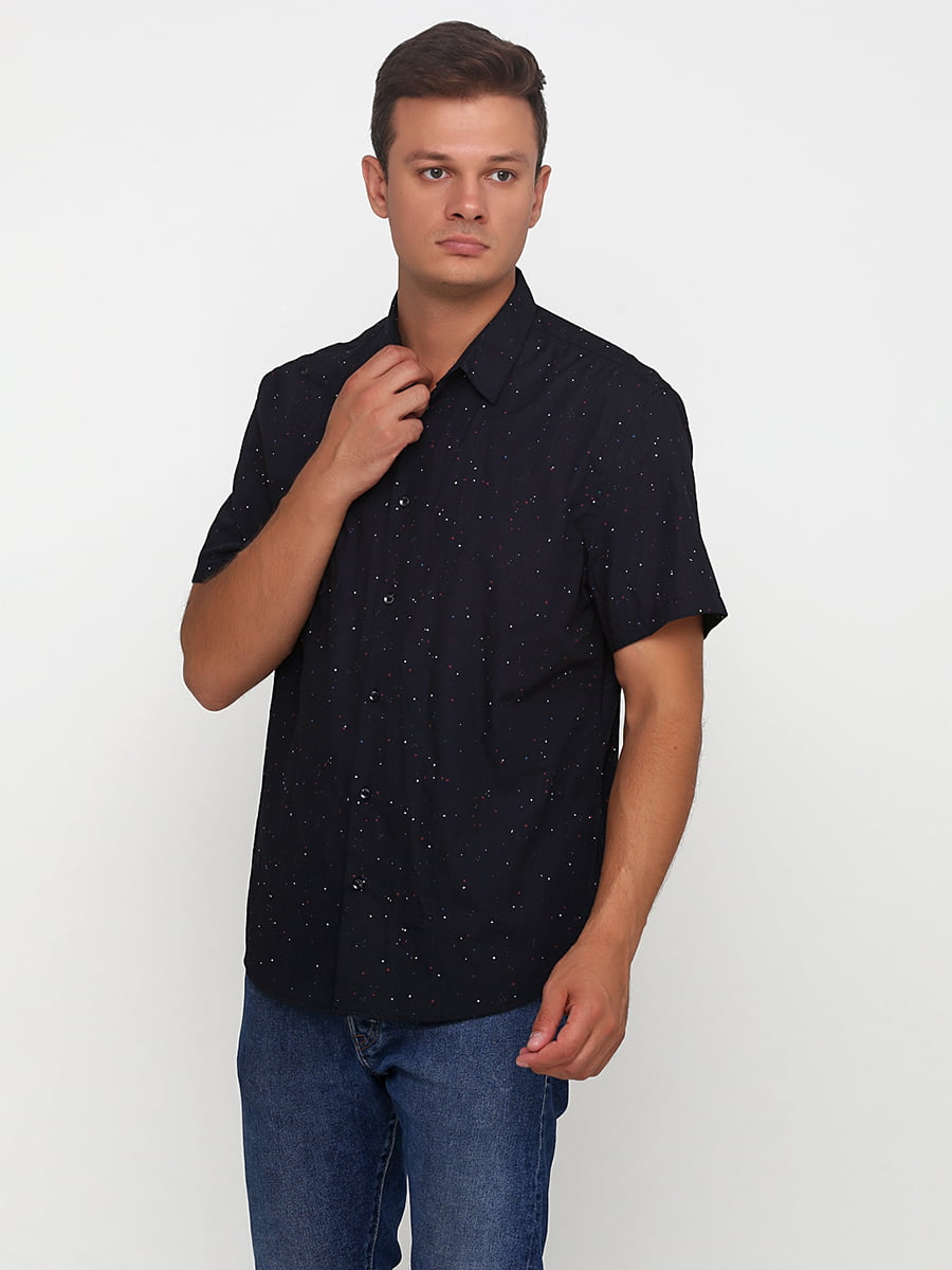 Рубашка черная | 5185092