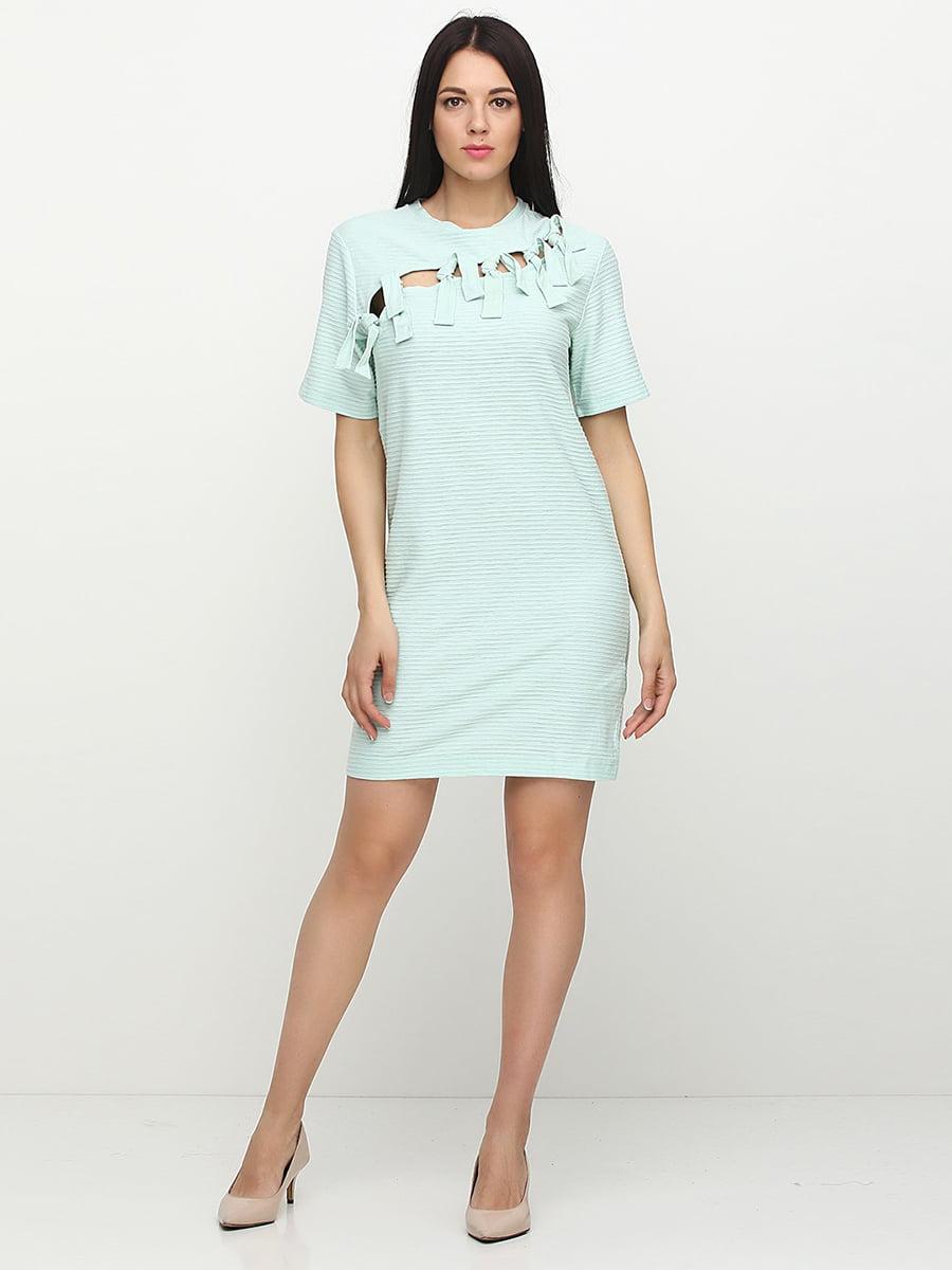 Сукня бірюзова   5185272