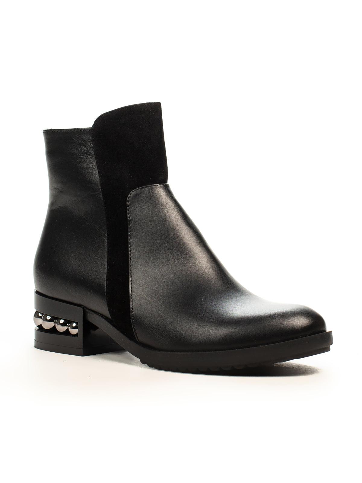 Ботинки черные | 5178070