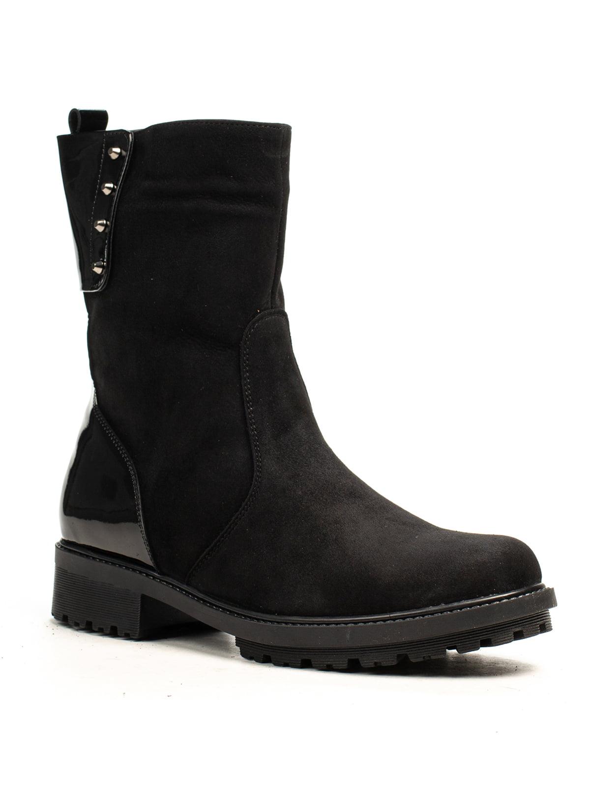 Ботинки черные   5173900