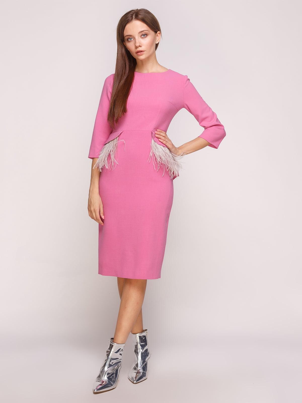 Сукня рожева | 5163168