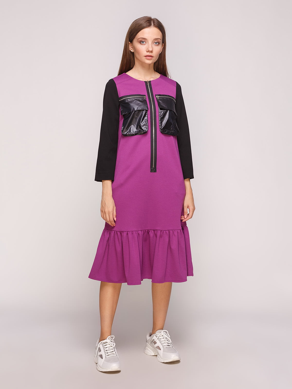 Сукня бузкового кольору   5168211