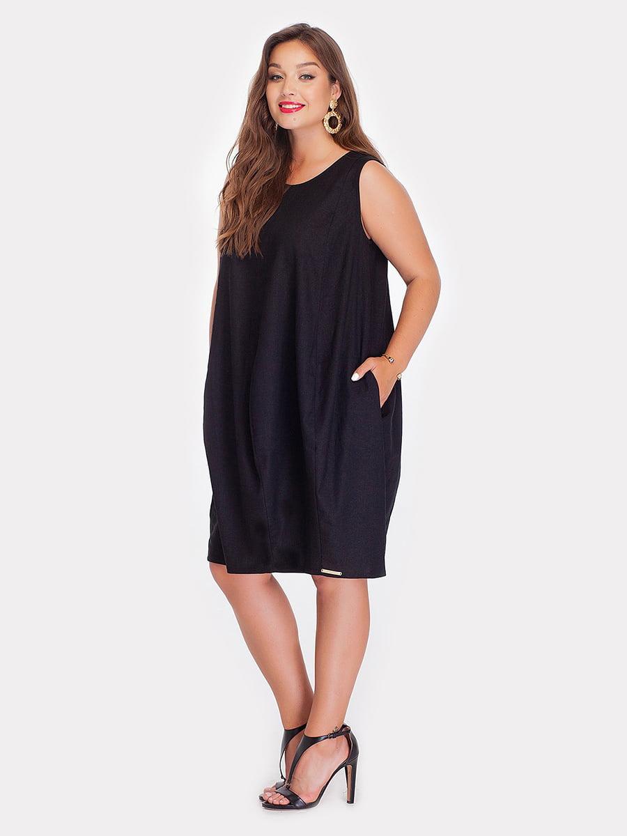 Платье черное   3778383