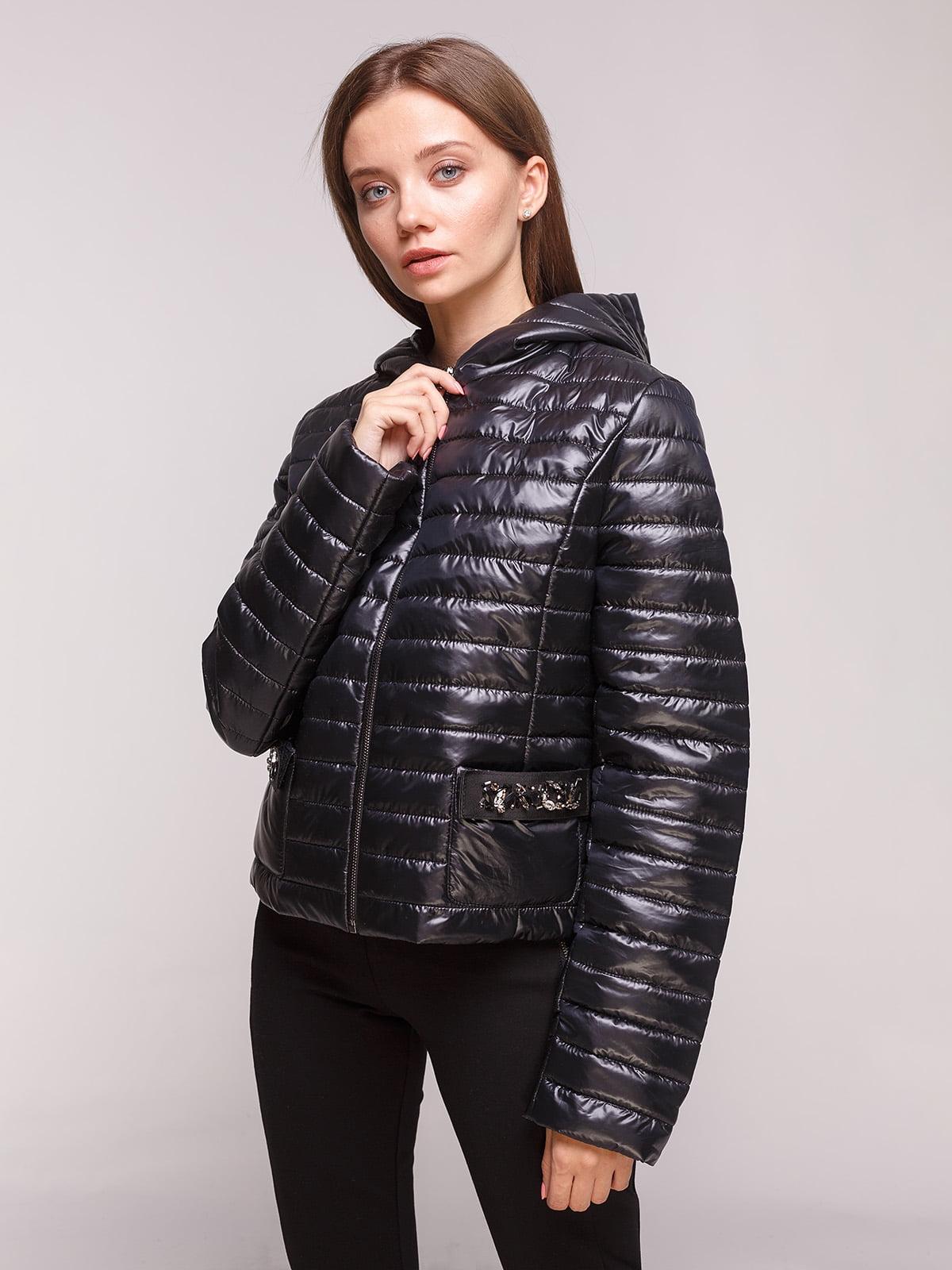 Куртка черная | 5168215