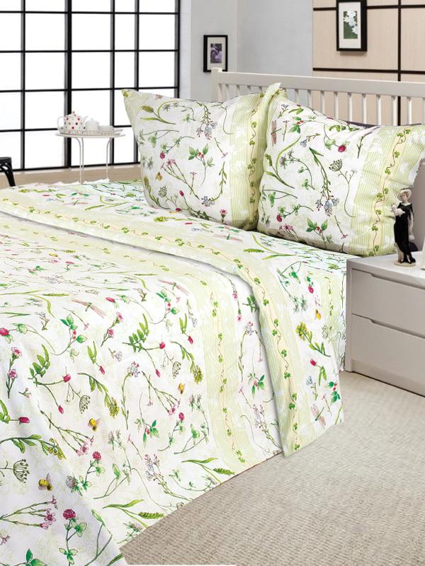 Комплект постельного белья двуспальный (евро) | 5194971