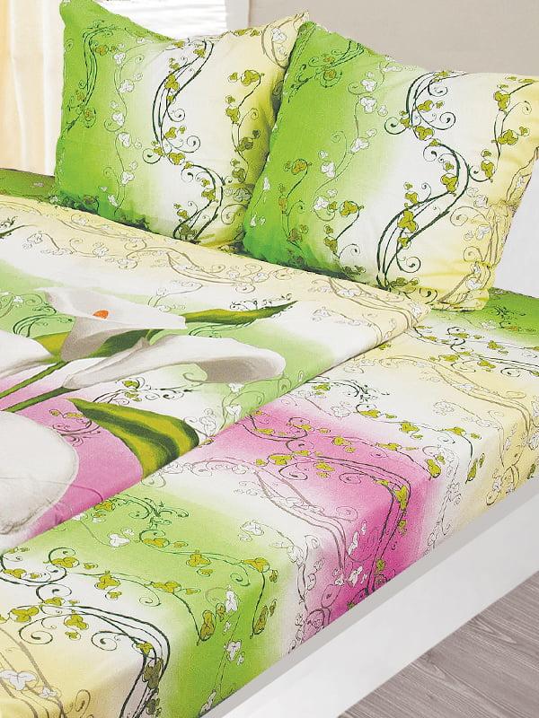 Комплект постельного белья двуспальный | 5194987