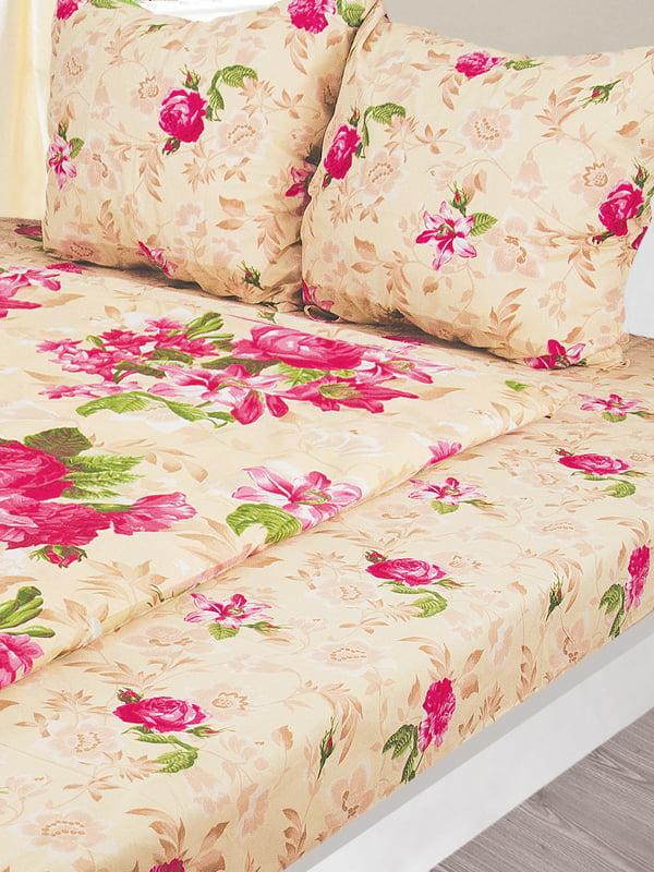 Комплект постельного белья двуспальный | 5194988