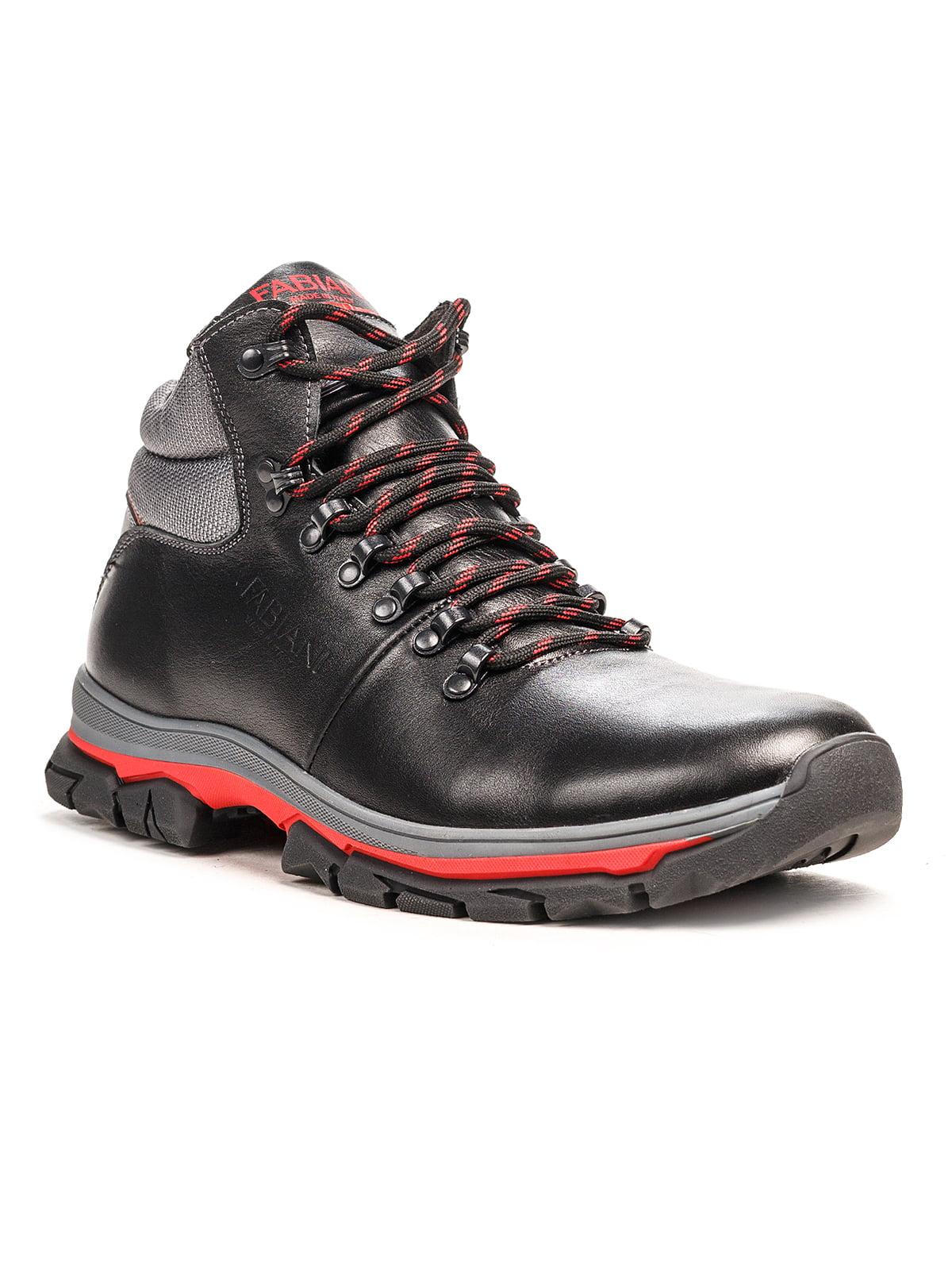 Ботинки черные   5183083