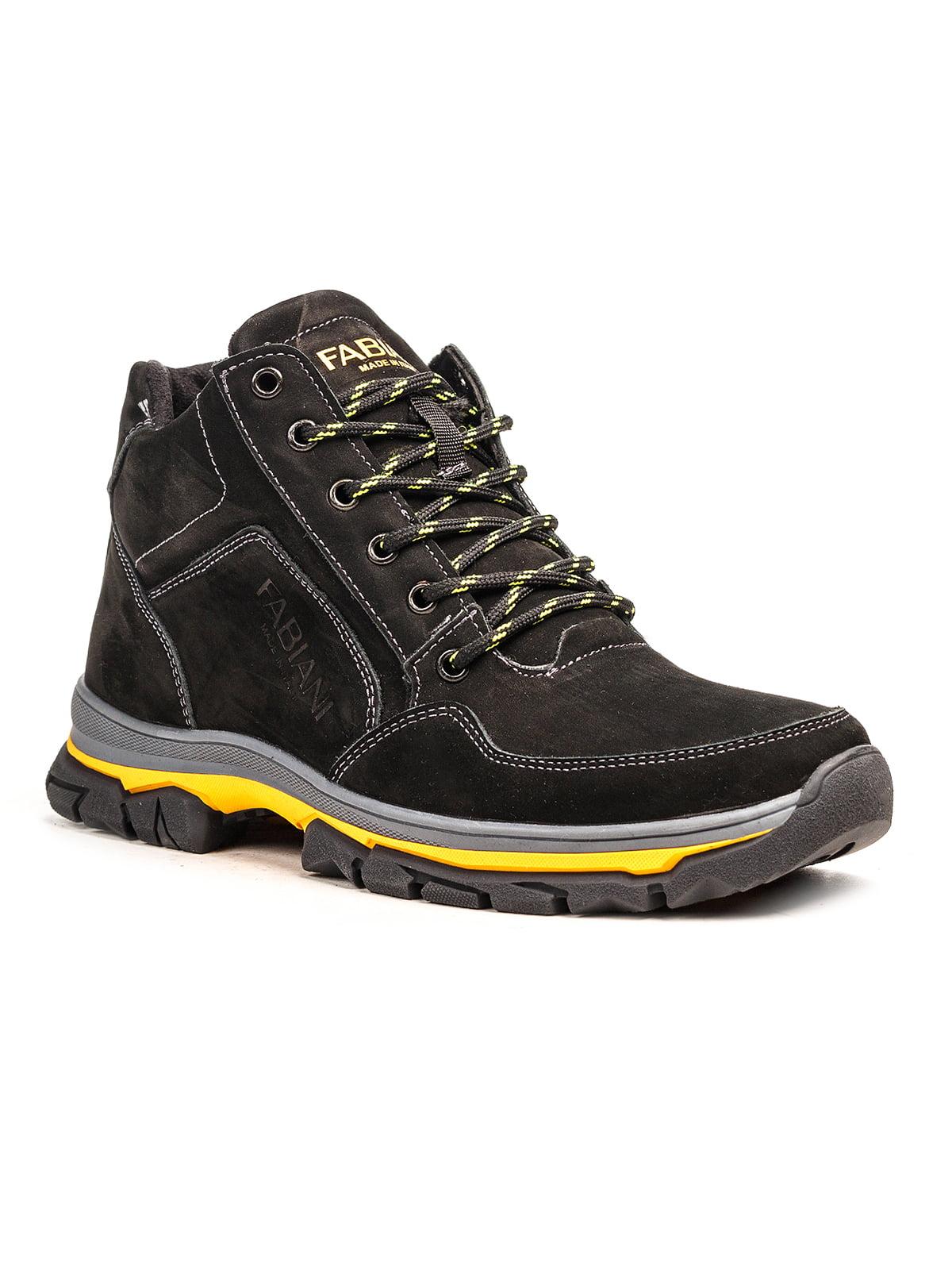 Ботинки черные | 5183089