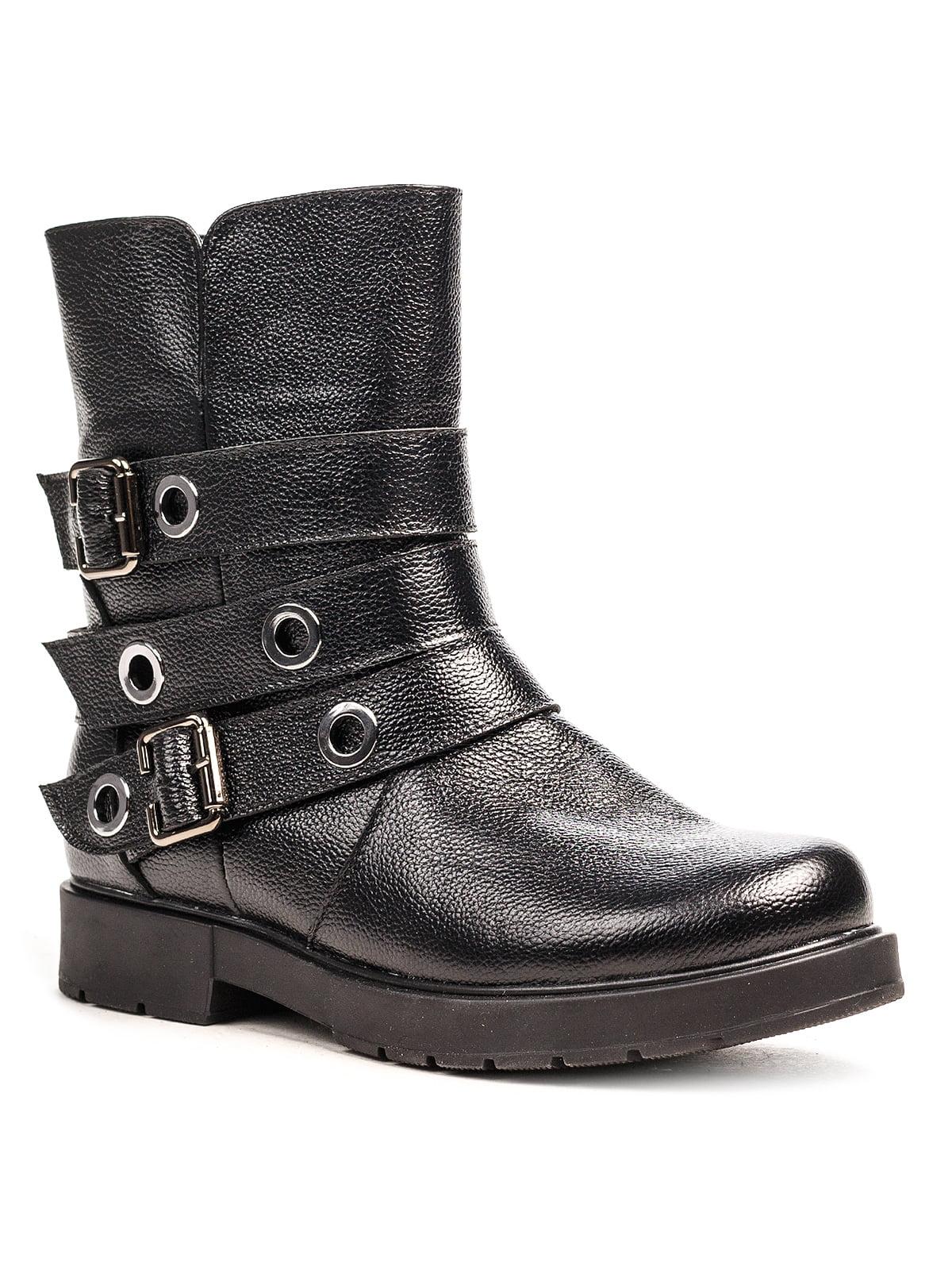 Ботинки черные | 5194512