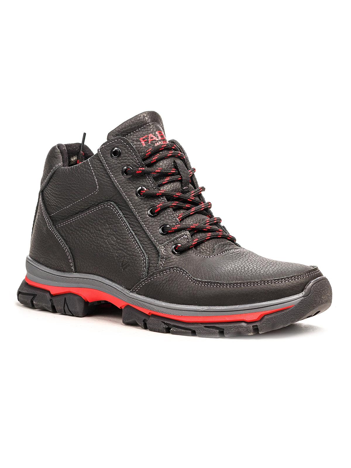Ботинки черные   5183087