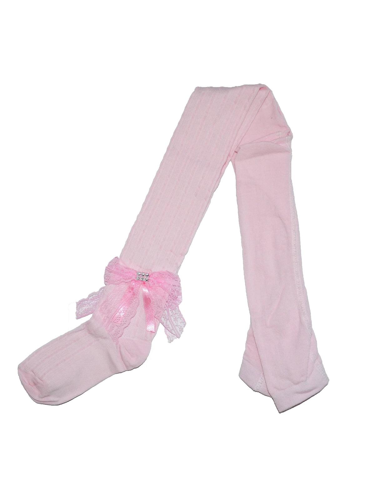 Колготки рожеві | 5197336