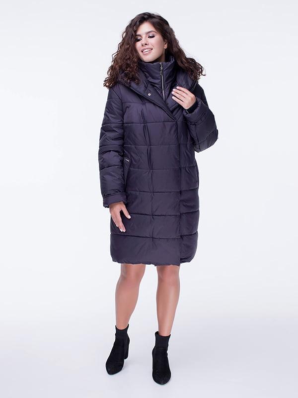 Куртка фіолетова | 5198506