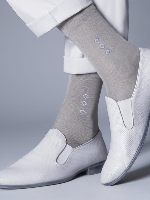 Шкарпетки сірі | 5198225