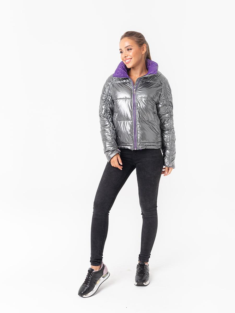 Куртка серая | 5200223