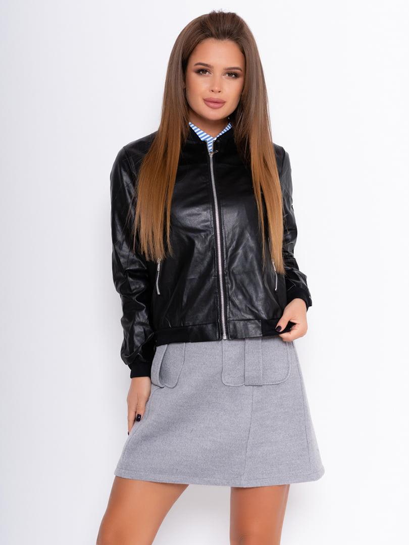 Куртка черная | 5200641