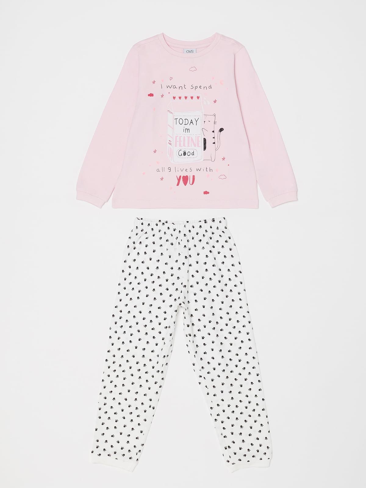 Піжама: лонгслів і штани   5161713