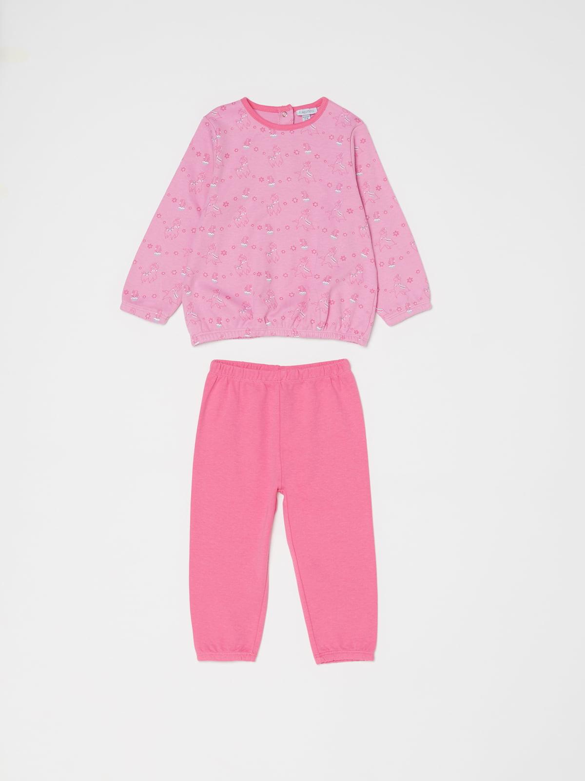 Піжама: лонгслів і штани | 5174005