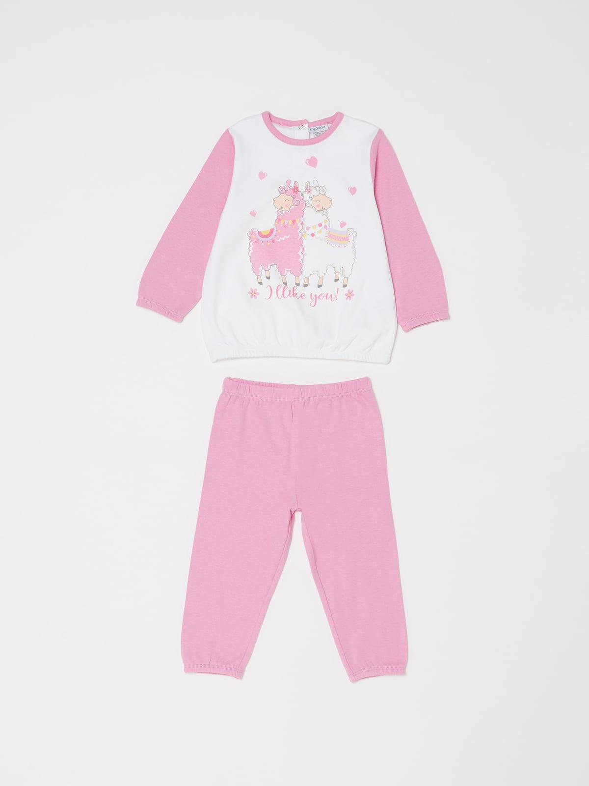 Піжама: лонгслів і штани | 5174036