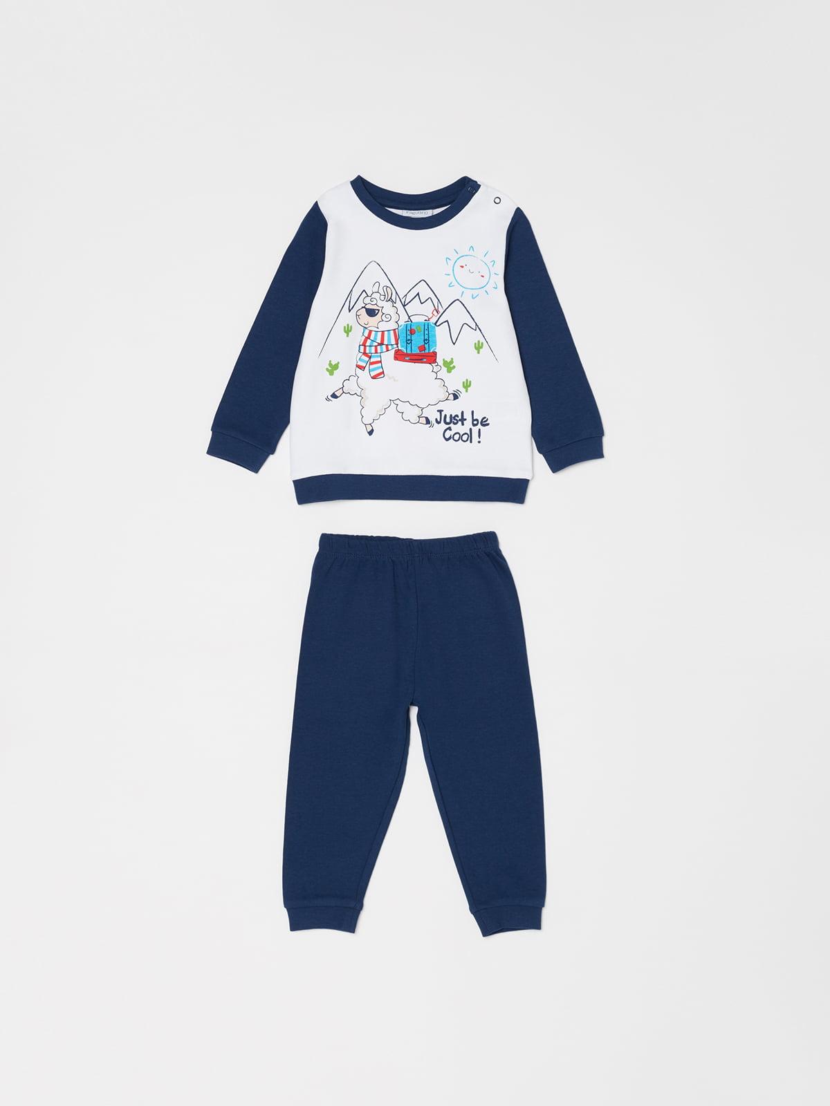 Піжама: світшот і штани | 5183487
