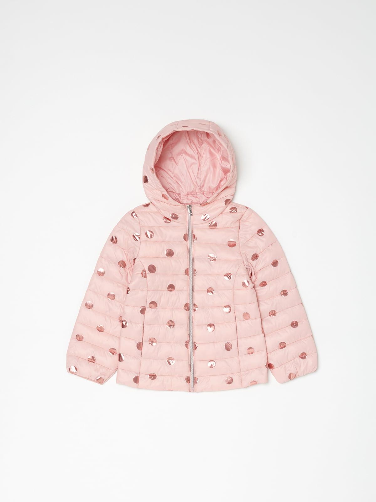 Куртка рожева   5183782