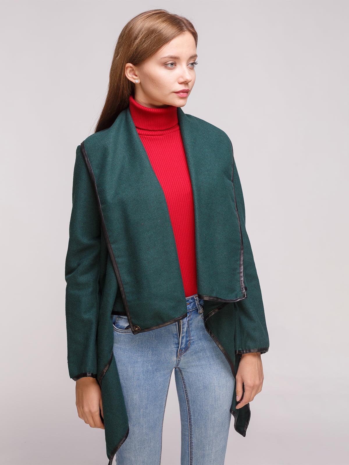 Півальто темно-зелене | 3612004