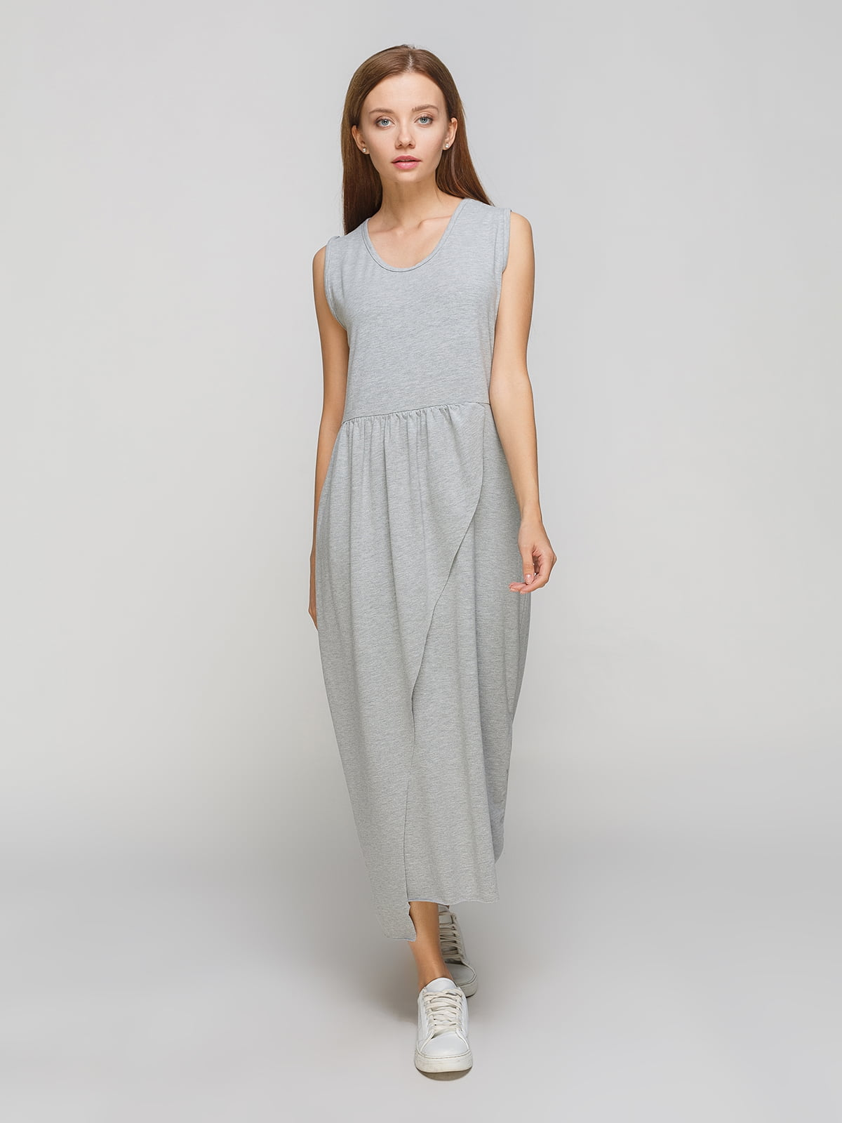Сукня сіра | 2918399
