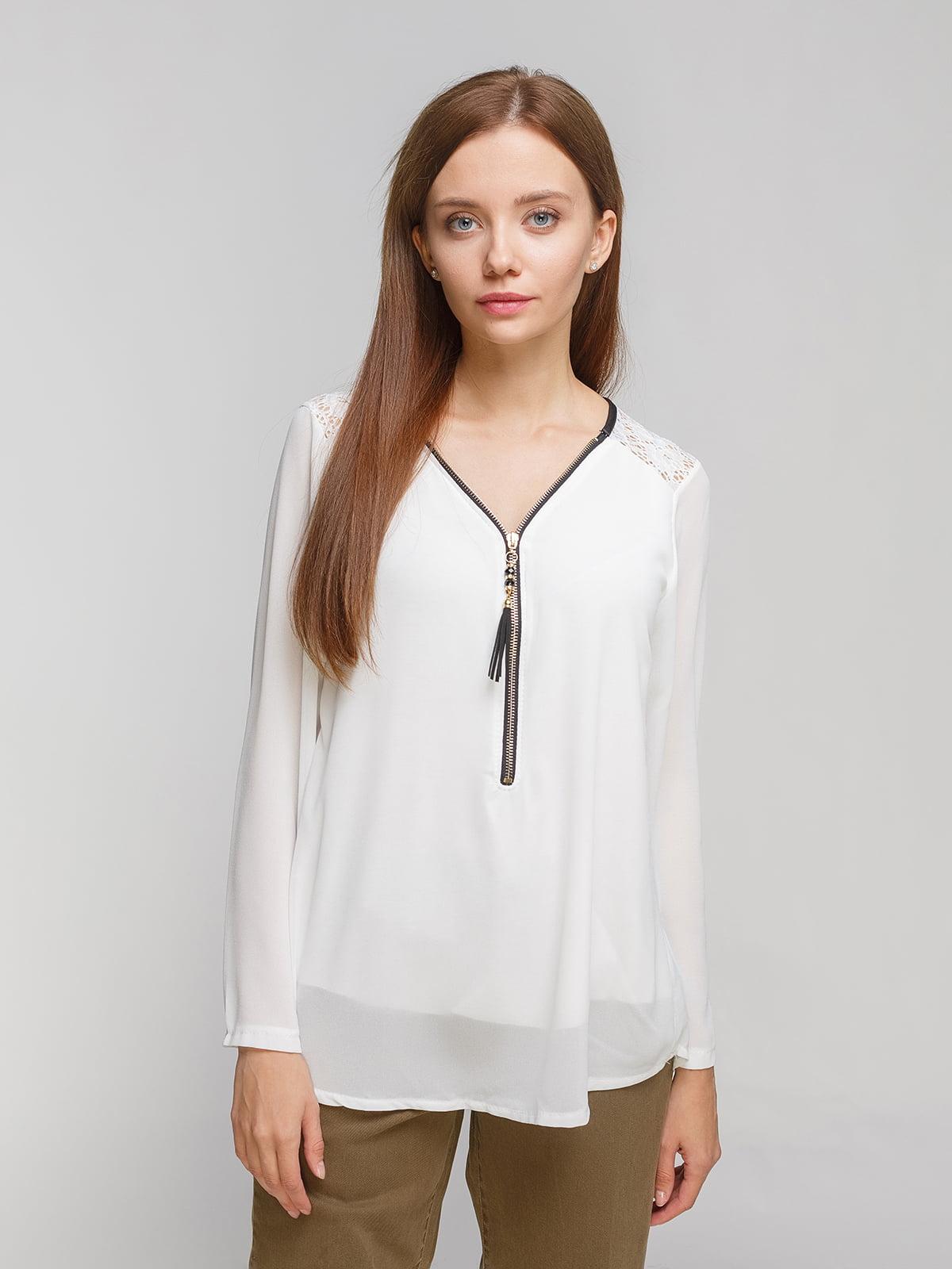Блуза белая | 2710187