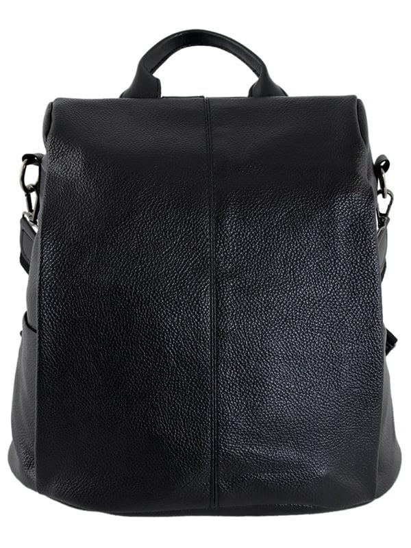Рюкзак чорний | 5201728