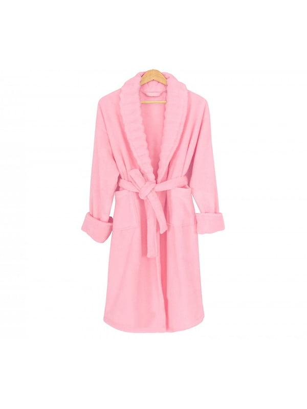 Халат розовый   5195850