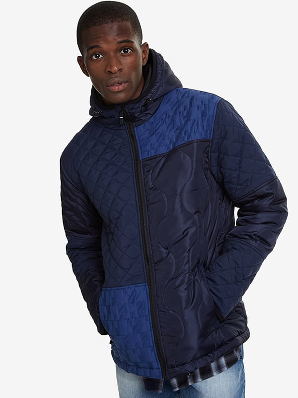 Куртка синя | 5170130