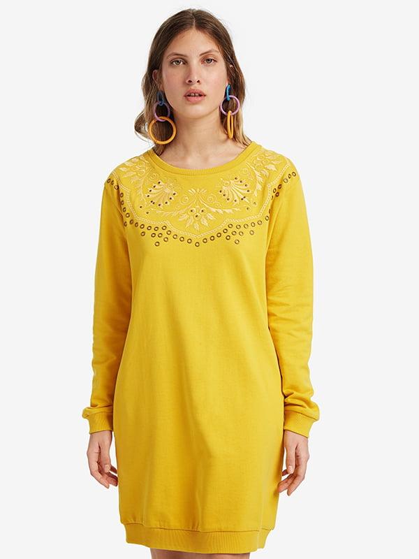 Сукня жовта   5170149