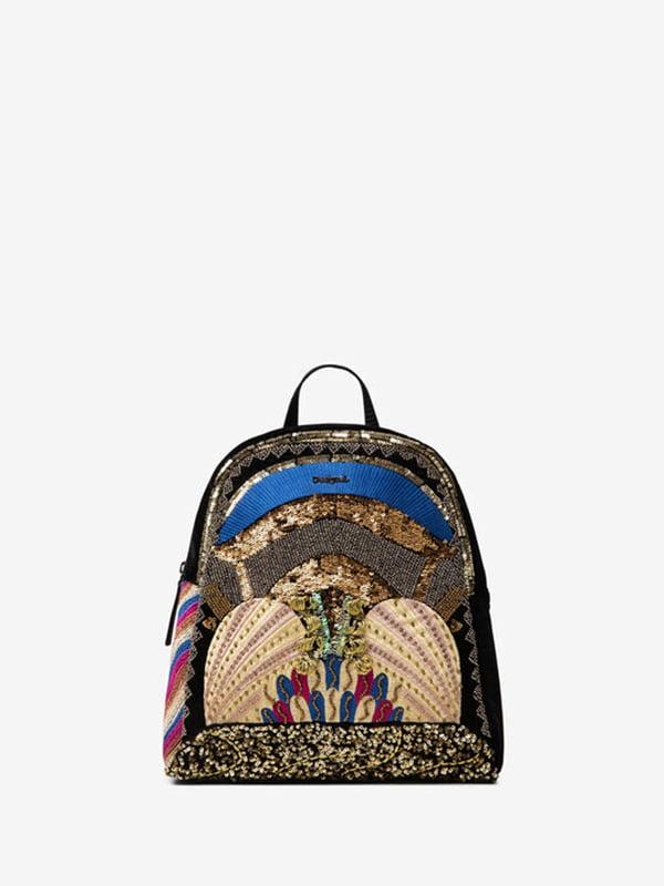 Рюкзак у принт | 5185555
