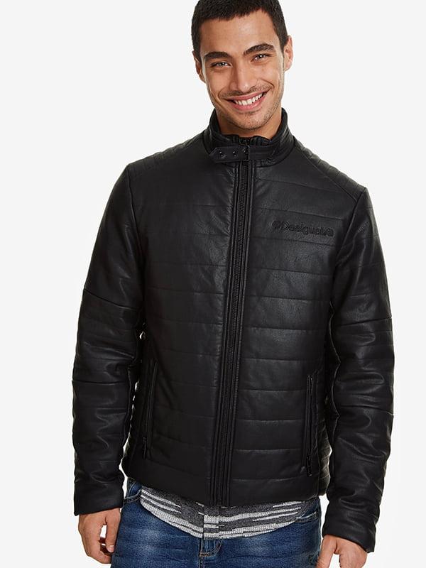 Куртка чорна | 5196447