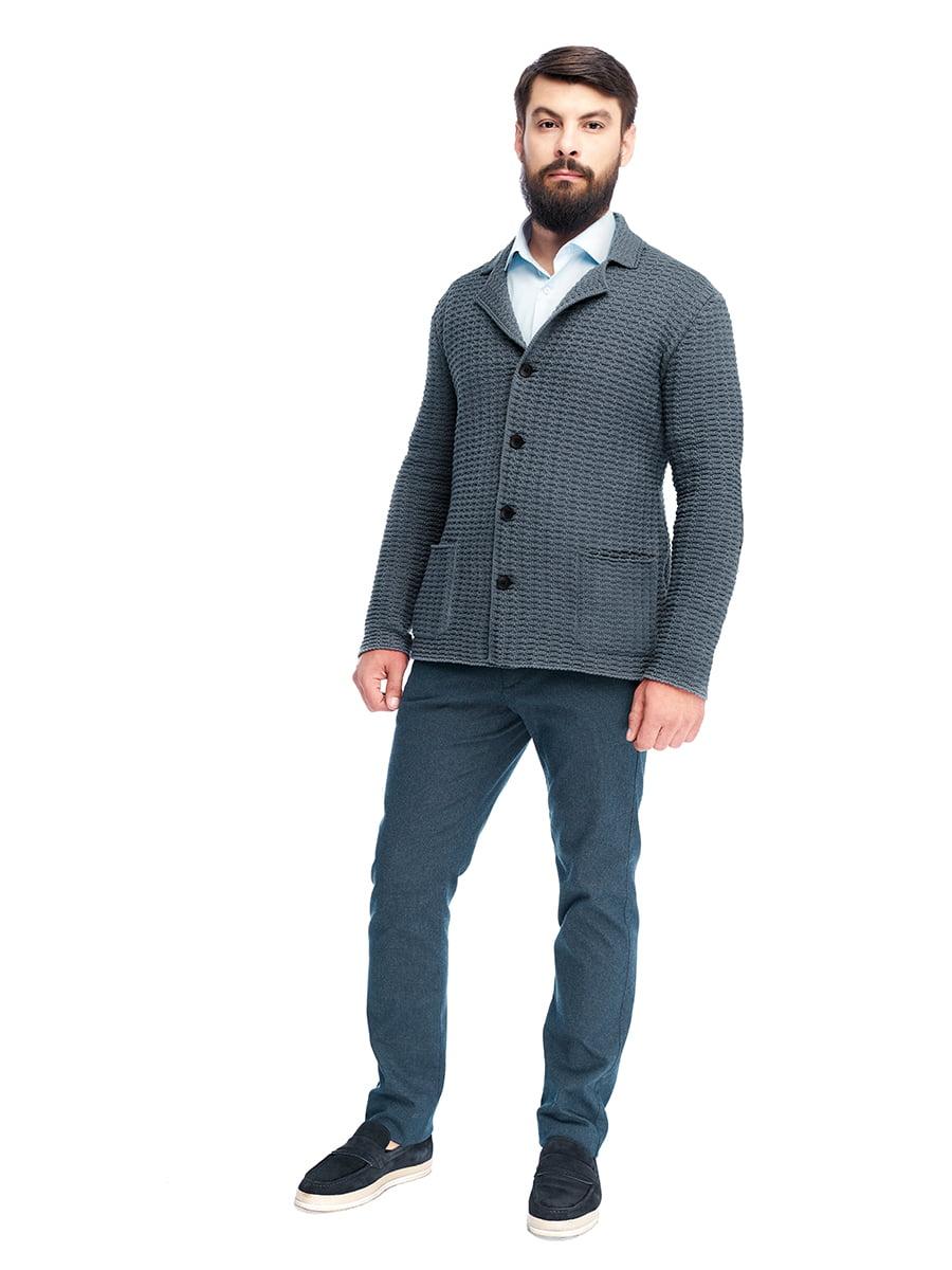 Пиджак серый | 5203142