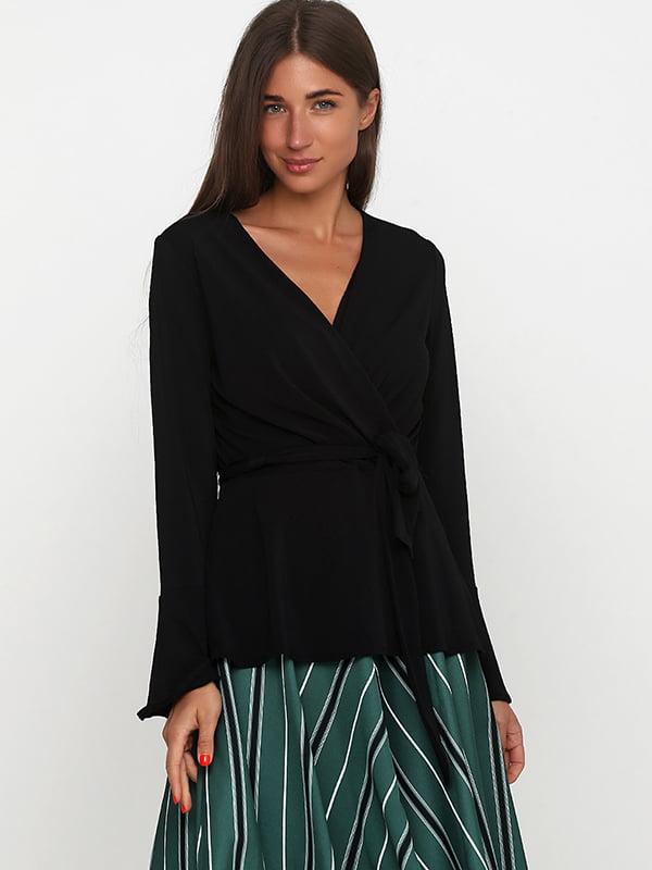 Блуза черная   5197528
