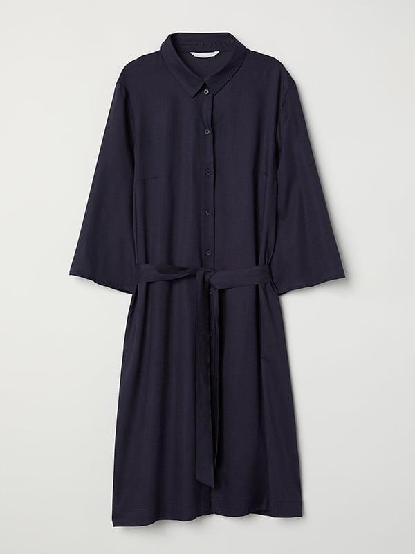 Сукня темно-синя   5197545