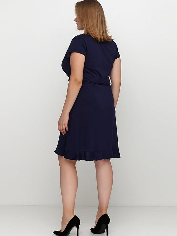 Платье темно-синее | 5197585