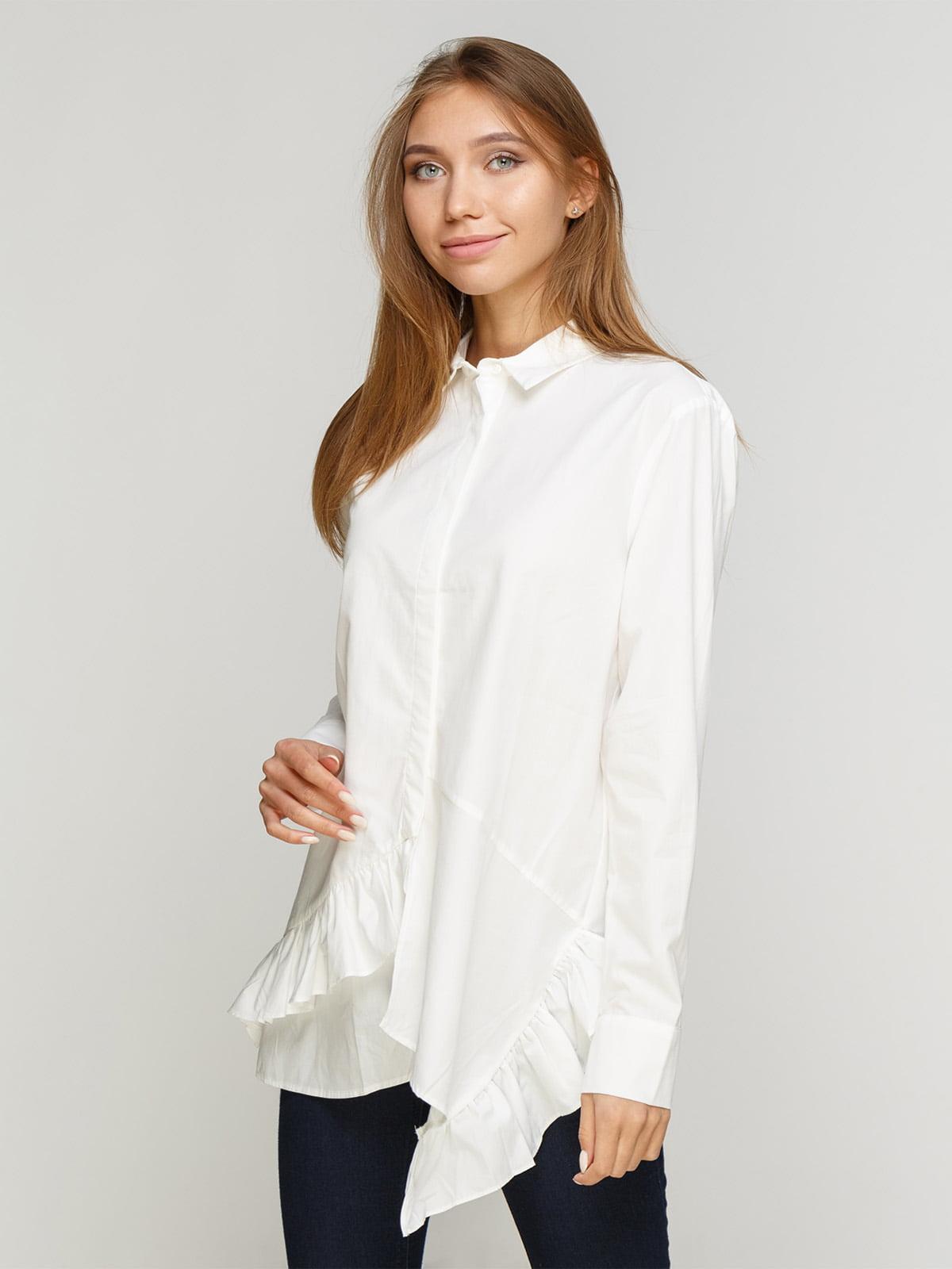 Рубашка белая | 4584535