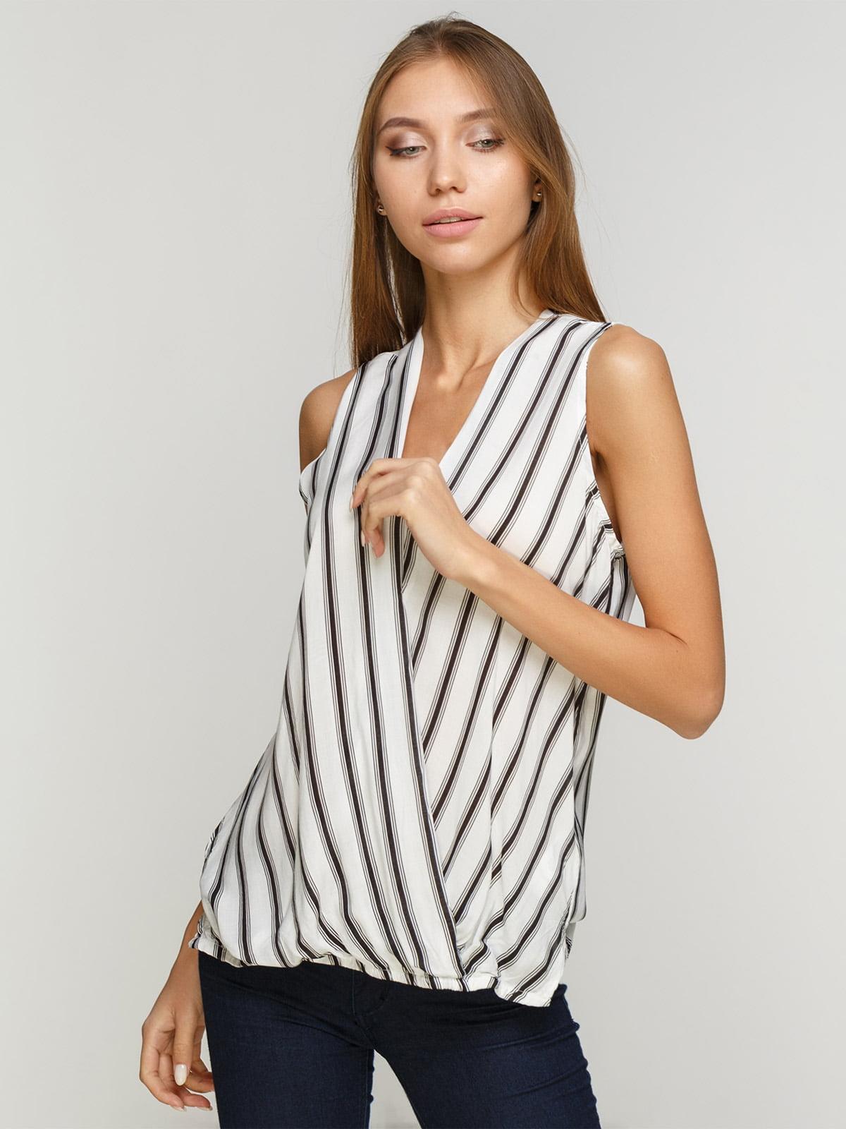 Блуза в полоску | 4583165