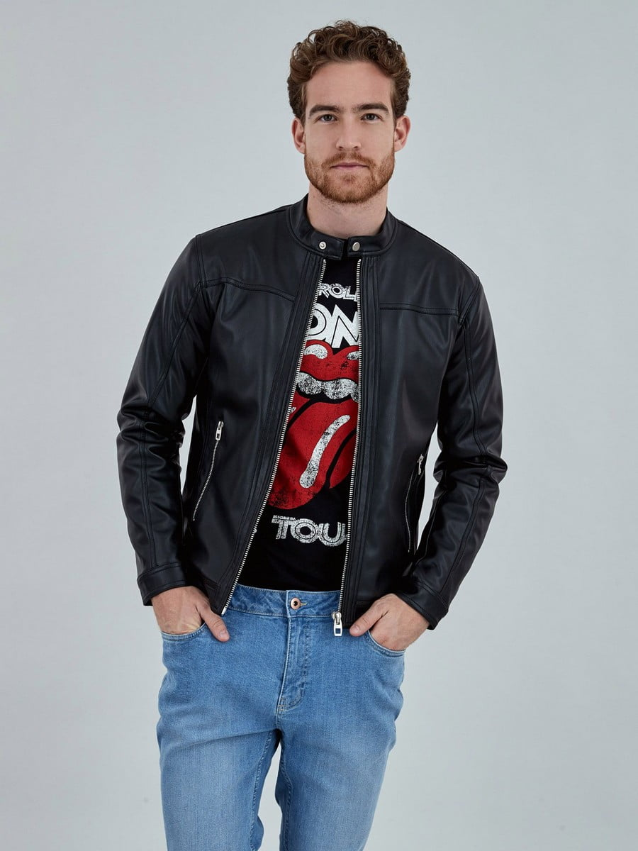 Куртка чорна | 5198655