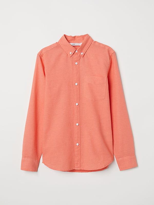Рубашка коралловая | 5203855