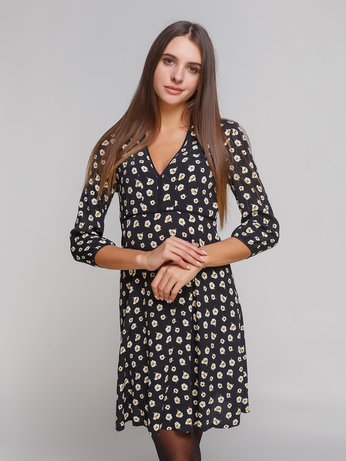 Сукня в принт | 4087396