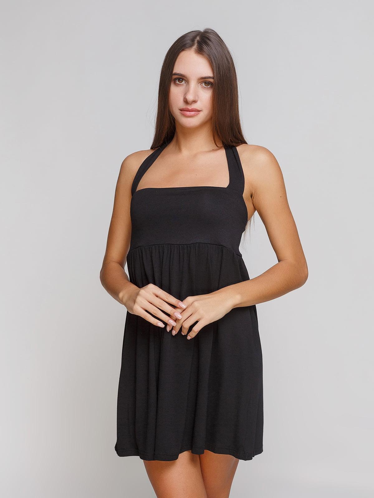 Платье черное   3828460